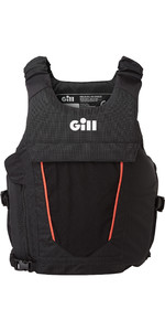 2020 Gill Race Syncro 50N Buoyancy Aid RS18 - Black / Orange