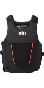 2020 Gill Race Syncro 50N Buoyancy Aid RS18 - Black / Orange