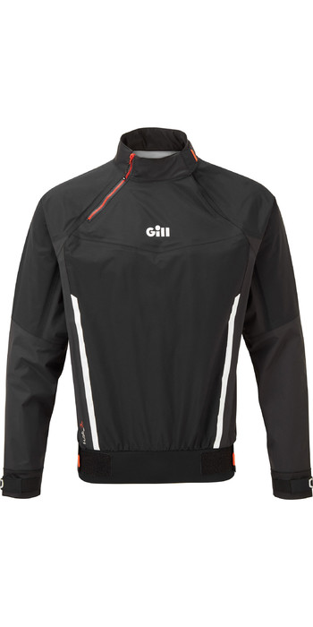 2021 Gill Mens Race Fuse Dinghy Smock RS31 - Graphite