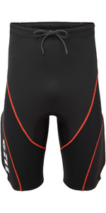 2021 Gill Junior Race Gravity Hiking Shorts RS34J - Black