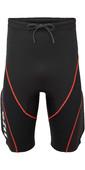 2021 Gill Junior Race Gravity Hiking Shorts RS34J - Black