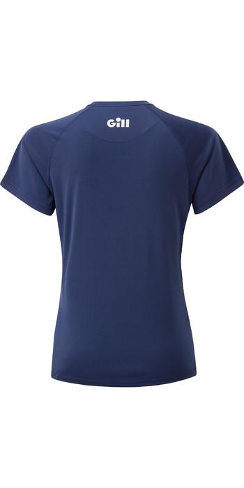 2021 Gill Womens Race Tee RS36W - Dark Blue