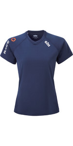 2020 Gill Womens Race Tee RS36W - Dark Blue
