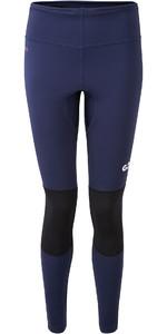 2021 Gill Womens Race Leggings RS38W - Dark Blue