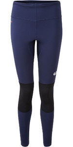 2020 Gill Womens Race Leggings RS38W - Dark Blue