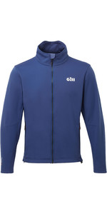 2021 Gill Mens Race Softshell Jacket RS39 - Dark Blue