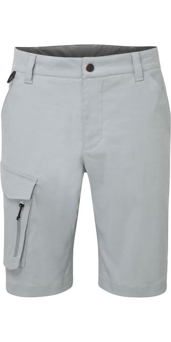 2021 Gill Mens Race Shorts RS42 - Medium Grey