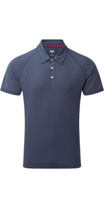 2020 Gill Mens UV Tec Polo Top UV008 - Ocean