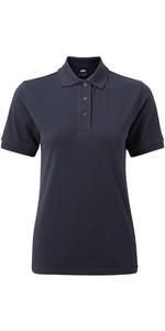 2021 Gill Womens Polo Shirt CC013W - Navy
