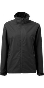 2021 Gill Womens Crew Sport Lite Jacket CC84JW - Graphite
