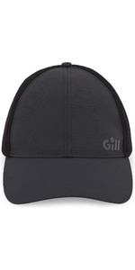 2020 Gill UV Tec Trucker Cap 147 - Graphite