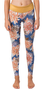2020 Rip Curl Womens G-Bomb 1mm High Waist Neoprene Trousers WPA9EW - Navy