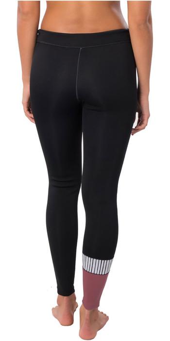 2020 Rip Curl Womens G-Bomb 1mm Neoprene Trousers WPA7BW - Sun Rust
