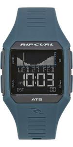 2021 Rip Curl Rifles Mid Tide Surf Watch A1124 - Cobalt