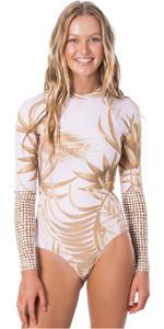 2020 Rip Curl Womens Paradise Cove Surf Suit GSIEG9 - Lilac