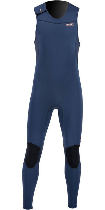 2020 Prolimit Mens 2mm Zodiac Airmax SUP Long John Wetsuit 84460 - Slate / Orange