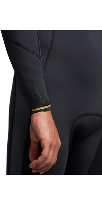 2020 Billabong Mens Furnace Absolute 3/2mm GBS Back Zip Wetsuit S43M56 - Antique Black