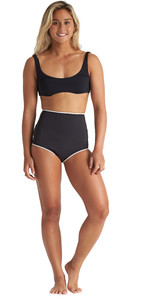2020 Billabong Womens Eco Hightide 2mm Neoprene Shorts S41G52 - Onyx