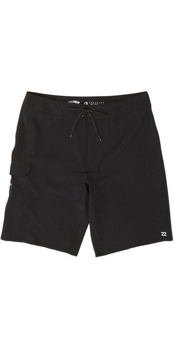 2020 Billabong Mens All Day Pro Boardshorts S1BS48 - Black