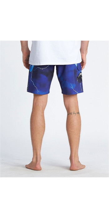 2020 Billabong Mens Metallica Ride the Lightening Boardshorts S1BS82 - Purple