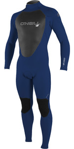 2020 O'Neill Mens Epic 3/2mm Back Zip GBS Wetsuit 4211 - Navy