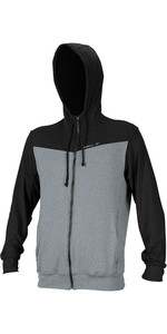 2020 O'Neill Mens Hybrid Sun Hoody 4883 - Cool Grey / Black