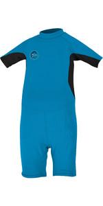 2020 O'Neill Infant O'Zone Sun Suit 5299 - Sky / Black / Lime