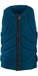 2021 O'Neill Mens Slasher Comp Impact Vest 4917EU - Ultra Blue / Abyss