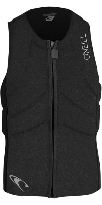 2021 O'Neill Mens Slasher Kite Impact Vest 4942EU - Acid Wash / Black