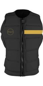 2020 O'Neill Womens Bahia Comp Impact Vest 5398EU - Black