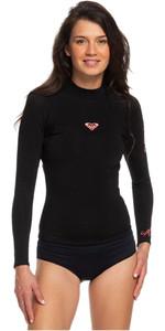2020 Roxy Womens Syncro 1mm Long Sleeve Jacket ERJW803008 - Black / Gun Metal