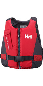 2019 Helly Hansen 50N Rider Vest / Buoyancy Aid Red 33820