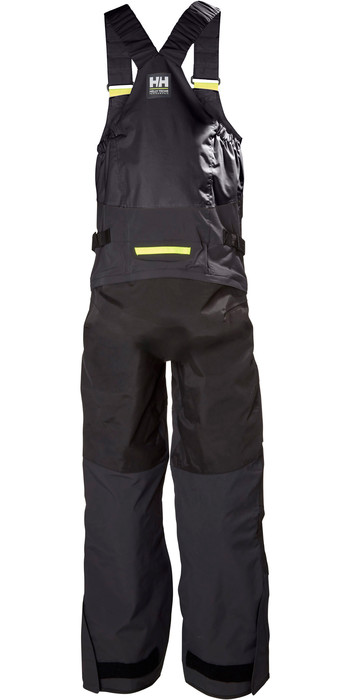 2021 Helly Hansen Womens Skagen Offshore Bib Trouser Ebony 33921