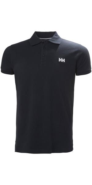 2018 Helly Hansen Transat Polo Shirt Navy 33980