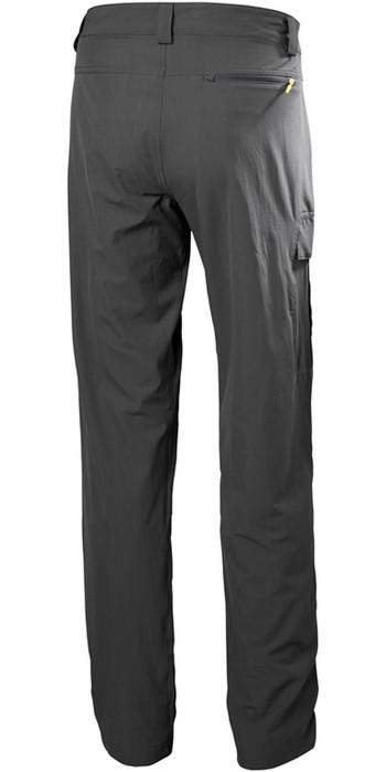 2021 Helly Hansen QD Cargo Trousers Ebony 33996