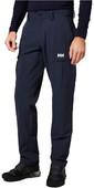 2021 Helly Hansen QD Cargo Trousers Navy 33996