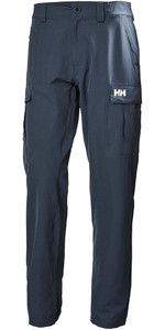 2020 Helly Hansen QD Cargo Trousers Navy 33996