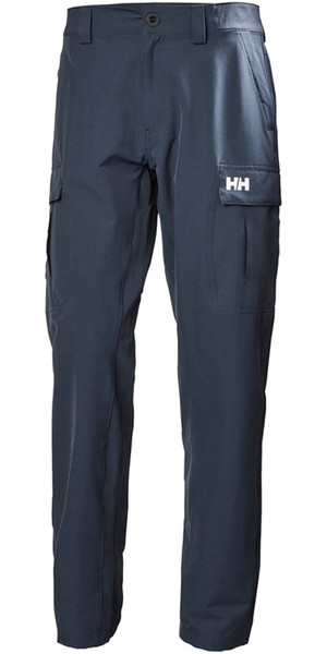 2019 Helly Hansen QD Cargo Trousers Navy 33996
