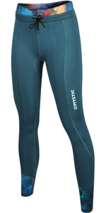 2020 Mystic Womens Diva 2mm Neoprene Trousers 200076 - Teal