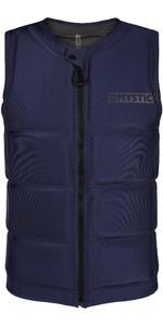 2020 Mystic Mens Star Impact Vest Front Zip 200182 - Petrol