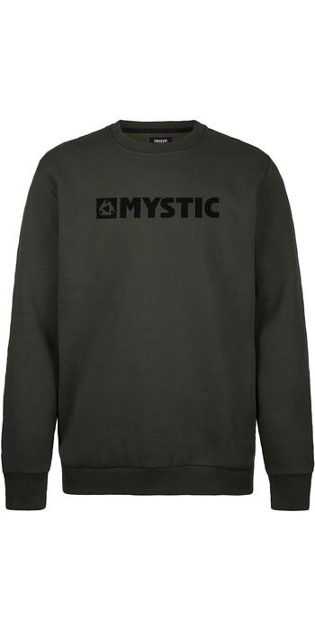 2020 Mystic Mens Flint Sweatshirt 200045 - Brave Green