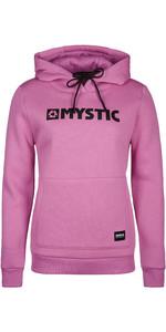 2020 Mystic Womens Brand Hoodie 190537 - Azalea
