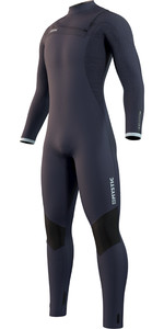 2021 Mystic Mens Majestic 4/3mm Front Zip Wetsuit 210057 - Night Blue