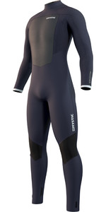 2021 Mystic Mens Majestic 5/3mm Back Zip Wetsuit 210059 - Night Blue