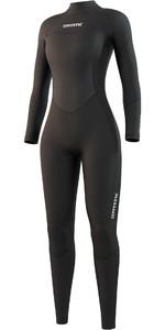 2021 Mystic Womens Star 5/3mm Back Zip Wetsuit 210317 - Black