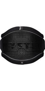 2021 Mystic Mens Warrior X Waist Harness 210119 - Black