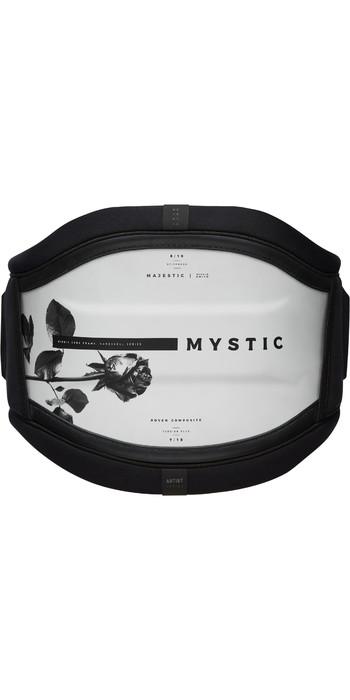 2021 Mystic Majestic Kite Waist Harness No Bar 210125- White