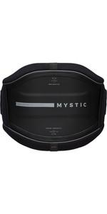 2021 Mystic Majestic Kite Waist Harness No Bar 210125- Black