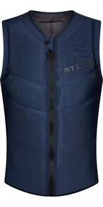 2021 Mystic Mens Star Front Zip Impact Vest 210122 - Night Blue