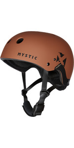 2021 Mystic MK8 X Helmet 210126 - Rusty Red